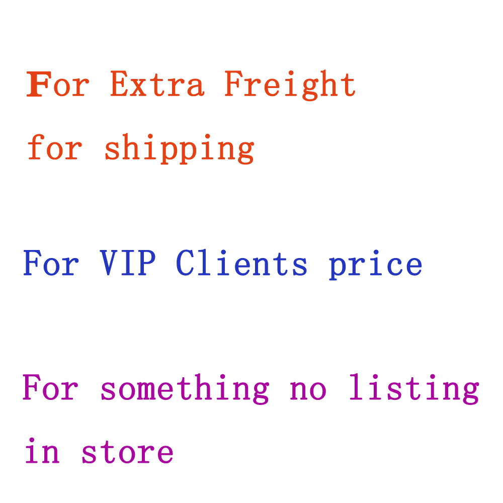 This link For extra Freight, VIP Clients, and some no listing products in our store(China (Mainland))