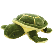 "1pcs 10"" 25cm Small Size Turtle Plush Tortoise Toy Cute Turtle Plush Pillow Stuffed Toy Cushion for Girls Vanlentine's Day Gift(China)"