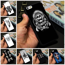 Hot Selling New S&M Bikes Skull Case Customized Design Cell Phone Case For Apple iPhone 7 4 4s 5 5s 5c 6 6s plus Mobile Cover