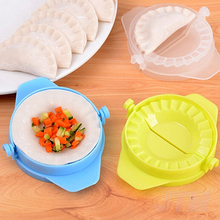 New Promption Kitchen Magic Creative Food-grade Plastic Pinch Home Pack Dumpling Machine H9MN