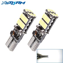 2Pcs T10 LED 4014 SMD W5W 194 White CANBUS OBC NO Error Free LED Light dash Car bulb Signal interior Auto Lamp Source parking