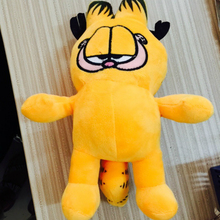 30cm Cartoon Toy Plush Garfield Cat Stuffed Toy Lovely Garfield Plush Doll Children's Gifts Boys And Girls Soft Plush Toys(China)