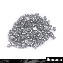 SRXTZM 500pcs/lot Car Tires Studs Spikes Wheel Car 8mm Snow Chains For Car Vehicle Truck Motorcycle Tires Winter Universal(China)