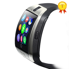 high quality Bluetooth Smart Watch clock With MP3 Camera Facebook Whatsapp Sync SMS Smartwatch wristwatch Support SIM TF Card
