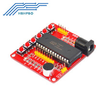 2PCS ISD1700 Series Voice Record Play ISD1760 Module For AVR Arduino PIC Factory Price(China)