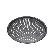 12-inch Nonstick Pizza Pan Baking Tray Plate with Holes Pizza Baking Tool(China)