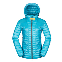 Hot Sale Winter Snow Climbing Snowboard Parka Coat Outdoor Puffer Lightweight Duck Down Ski Jacket Women Hiking Chaquetas Mujer