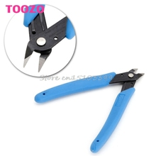 Diagonal Side Flush Cutter Electric Wire Cutting Wire Shears Nipper Repair Plier #G205M# Best Quality