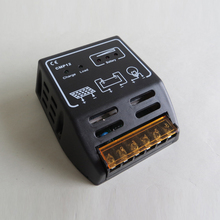 10A CMP12 12V 24V intelligence Solar cells Panel Battery Charge Controller Regulators