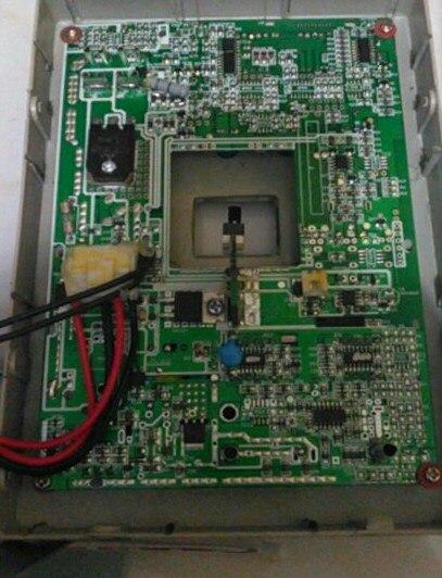 control board of S709A+18650 Battery Universal Spot Welding Fixture For Spot Welder<br>