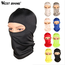 WEST BIKING Outdoor Bicycle Cap Riding Tactics Fishing Motorcycle Wind and Dust Masks Sunscreen Headgear Cycling Mask