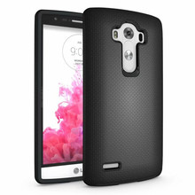 For LG G4 Case Anti-knock TPU&PC Plastic Dual Heavy Duty armor Shield Cover For LG G 4 LGG4 Mobile Phone
