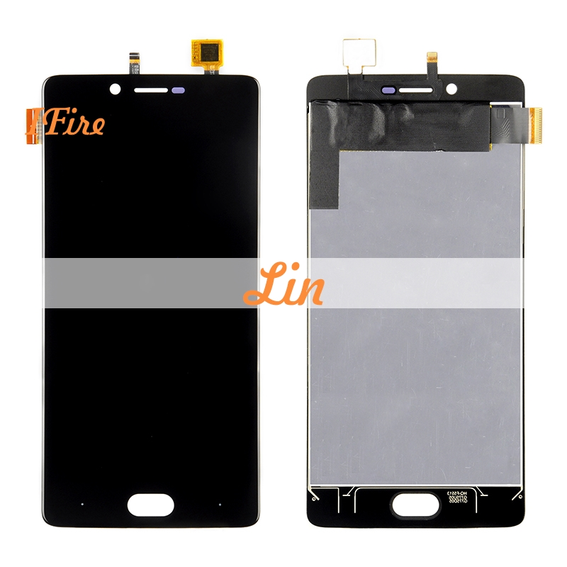 1pcs IFire 5.5inch Doogee Shoot 1 LCD Display Touch Screen Digitizer Assembly Glass Panel Replacement freeshipping+tool
