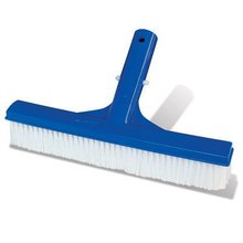 Swimming pool brush 10inch for vinyl pool fiber glass pool cleaning brush pool cleaning equipment