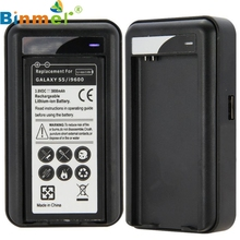 Brand New Wall Travel Spare Battery Charger With USB+LED Indicatorfor Screen for Samsung Galaxy S5 i9600 with Retail Box CY0720