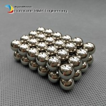 500 pcs NdFeB Magnet Balls 10 mm diameter Strong Neodymium Sphere Permanent Magnets Rare Earth Magnets Grade N42 NiCuNi Plated