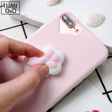 3D Cute Candy Cat Seal Pattern Silicone Cover Case Samsung Galaxy J1 J3 J5 J7 A3 A5 A7 2015 2016 2017 S5 S6 S7 Edge S8 Plus - Spring Girl Store store