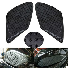 For Suzuki GSXR1000 2007-2008 K7 GSXR 1000 Motorcycle Protector Anti slip Tank Pad Sticker Gas Knee Grip Traction Side 3M Decal(China)