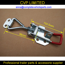 LARGE OVERCENTRE LATCH Trailer Toggle Fastener UTE 4WD Lock Zinc Plated Truck(Hong Kong,China)