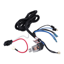 CITALL 12V Car Auto Truck Grille Mount Blast Tone Horn Wiring Harness Relay Kit(China)