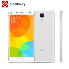 "Original Xiaomi Mi4 M4 Mi 4 3G WCDMA Mobile Phone 5.0"" FHD 1920*1080P Snapdragon801 Quad Core 3GB RAM 16GB ROM 13MP Camera(Hong Kong)"