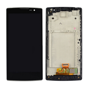 For LG Spirit H441 H443 H440N H422 LCD Screen Display+ digitizer Touch Glass +frame Pantalla assembly free shipping<br><br>Aliexpress
