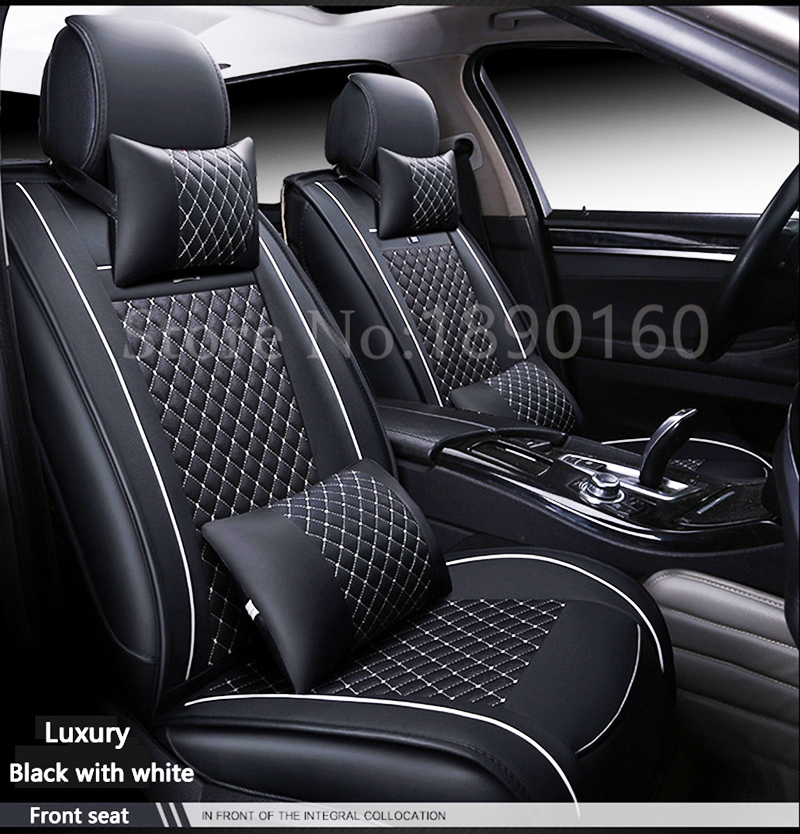 2016 newly special leather car seat cover for nissan qashqai note murano march teana tiida