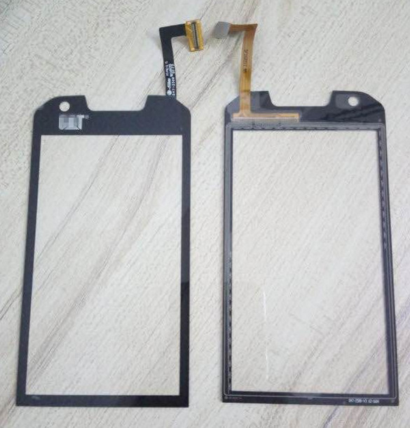 Touch Screen digitizer For 4.7 Caterpillar CAT S60 black color free shipping<br><br>Aliexpress