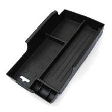 Car organizer fit For Toyota Camry 2012-2015 central armrest holder container tray storage box accessories