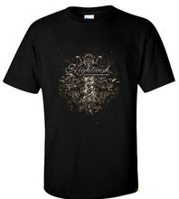 Men'S Fashion Nightwish Endless Forms Most Beautiful Metal Band Design T Shirt Boy Cool Tops Hipster Printed Summer T Shirt