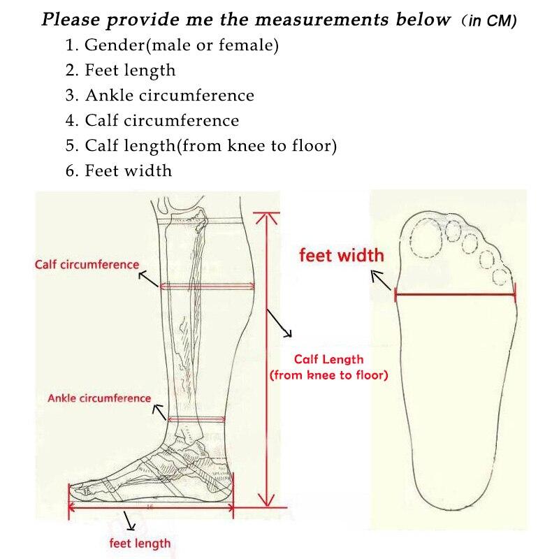 shoe size
