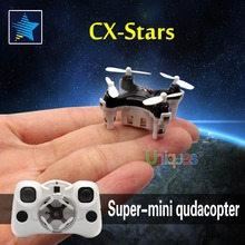 World Smallest Mini Drone Cheerson CX-stars RC Quadcopter 4CH RTF Remote Control Helicopter Quadrocopter UFO Toys & CX-10 CX-10A