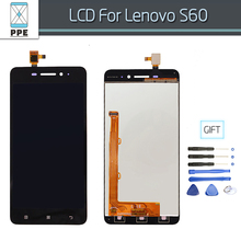 Buy 5.0 inch LCD Screen Lenovo S60 S60w Phone LCD Display Touch Screen Digitizer Replacement free tools for $20.00 in AliExpress store