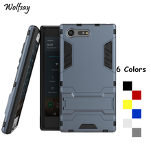 Buy Wolfsay Cover Sony Xperia X Compact Case Robot Armor Phone Case Sony Xperia X Compact Phone Cover Sony X Compact Bag for $2.98 in AliExpress store