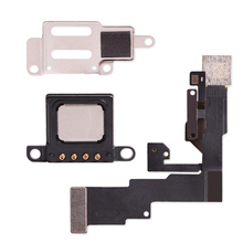 New Proximity Sensor Light Flex Cable with Earpiece Metal Bracket For iPhone 6 4.7 Front Camera Assembly Flex Cable(China)