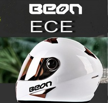 ECE WHIE BEON full face motocross Helmet for men women, motorcycle MOTO electric bicycle safety headpiece