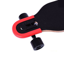 2PCS Skateboard Bumper Strip Skate Board Protection Strip 35CM for Longboard Fish Board Penny Deck Anti-collision Avoid Hurting(China)