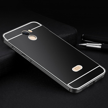 Aimak Brand Aluminum Metal Frame & PC Back Cover Case For Xiaomi Redmi 4 / Redmi 4 Pro Prime 5.0'' Luxury Mobile Phone Cover