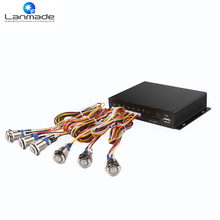 Full HD shopping mall metal shell advertising video player signage media player box(China)