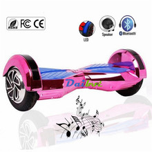 Dropshipping Suppliers USA Hoverboard Two Wheel Scooter with Mobile APP Bluetooth Self Balance Electric Hover Board skateboard