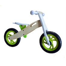 Free love@ 1-3 years old The new design wooden bike Wooden children's balance Children walkers bike walkers(China)