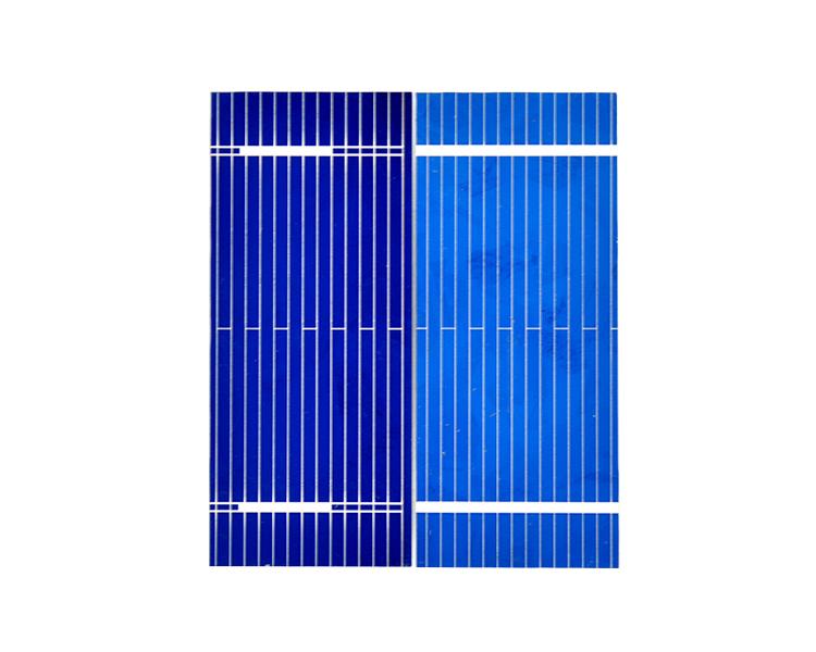 Aoshike 100pcs Mini Solar Panel 52 * 22mm Polycrystalline Silicon Solar panels 0.19w 0.5v/DIY Cell Phone Charging Battery 5