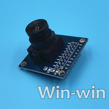 1pcs OV7670 camera module Supports VGA CIF auto exposure control display active size 640X480