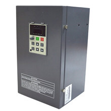 Variable Frequency Drive 7.5Kw 10HP Overloaded Vector In-out 380V 3Ph AC VFD control speed Matching Motor Drive for industry