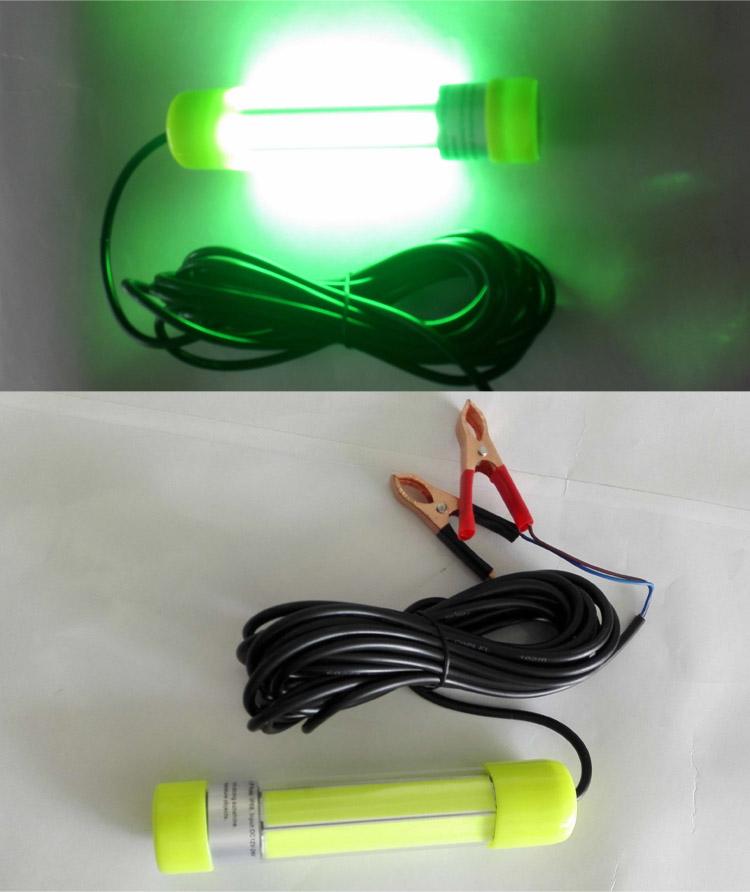 20W COB Underwater LED fishing lights 2