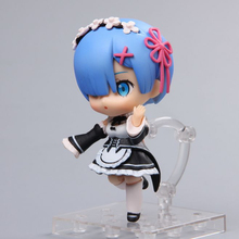 Rem Ram Figure Doll Anime Re:Life in a different world from zero PVC Action Figure Collectible Nendoroid Model Toys