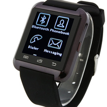 Hot Selling Bluetooth  Unlock Smart Watch Mobile Phone U8 Wristwatches Men And Women Use Android Smart Phone Smart Watch U8