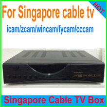 NO Holiday stock of Renew Yearly Blackbox C600 C601 C608 C808 c801 d1c C1 ip9999 QBOX hd 4000 5000hdc a8p Singapore Cable TV box(China)