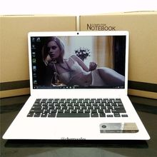 Free Shipping high quality 14 inch laptop ultrabook 4GB RAM+64G ROM with Intel Atom X5-Z8350 1.44Ghz USB 3.0, MINI HDMI WIFI