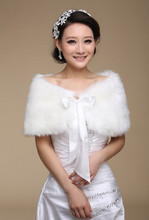 Womens Winter Luxury Wedding Wrapped Warm Artificial Fur Wrapped Party Worcestershire Suite Worsted Shawl Party Cloak